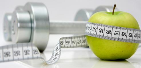 Diet and exercise weight loss