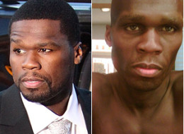 50 Cent before and after weight gain