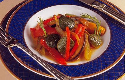 Cold Ratatouille