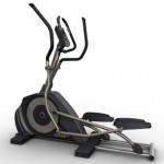 High End Elliptical Trainer