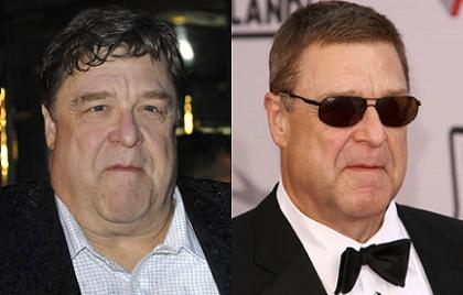 John Goodman Before and After Weight Loss Pictures