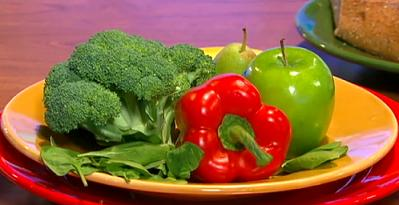Cinch Fresh Fruits and Vegetables