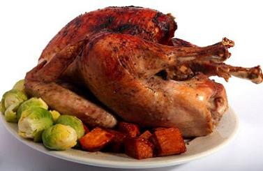 roasted turkey for weight loss