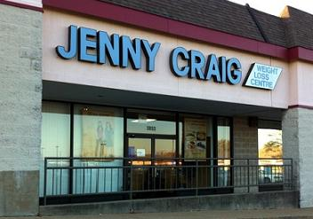 jenny craig weight loss centre