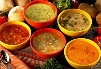 Chinese weight loss soups